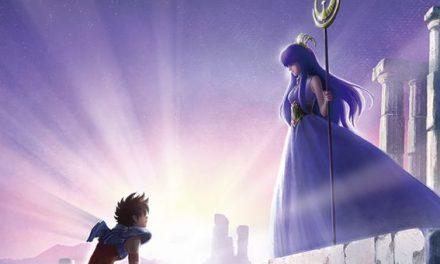 Saint Seiya ganha nova série em animação CG pela Netflix!